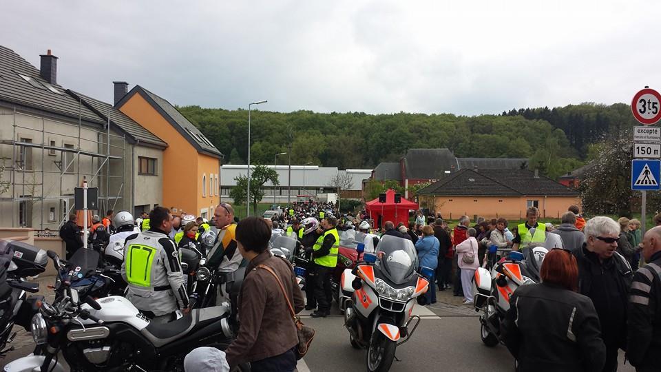 Télévie Motostour 2014