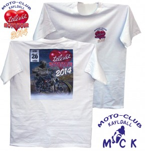 tshirt televie 2014